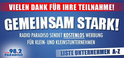 Heike Niemeier Sexberatung Berlin Mit radio Paradiso Gemeinsam Stark